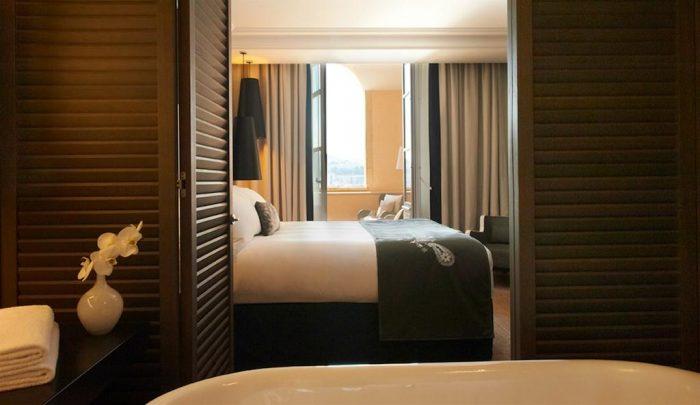 hôtel de luxe Marseille